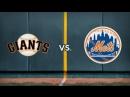 NL / 20.08.2018 / SF Giants @ NY Mets (1/4)