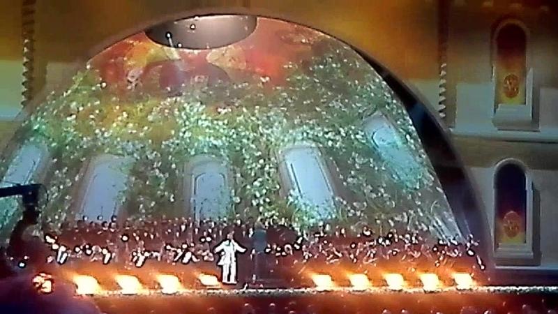 Христос Воскрес, концерт Баскова в кремле