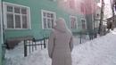 Омутнинск. Аварийный дом после капремонта. Снаружи красота - внутри холод