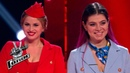 Дария Гроссман иРита Крон. «Стюардесса поимени Жанна» - Поединки - Голос - Сезон 7