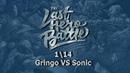 Gringo VS Sonic
