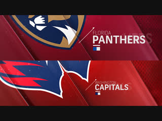 Florida Panthers vs Washington Capitals Feb 9, 2019 HIGHLIGHTS HD