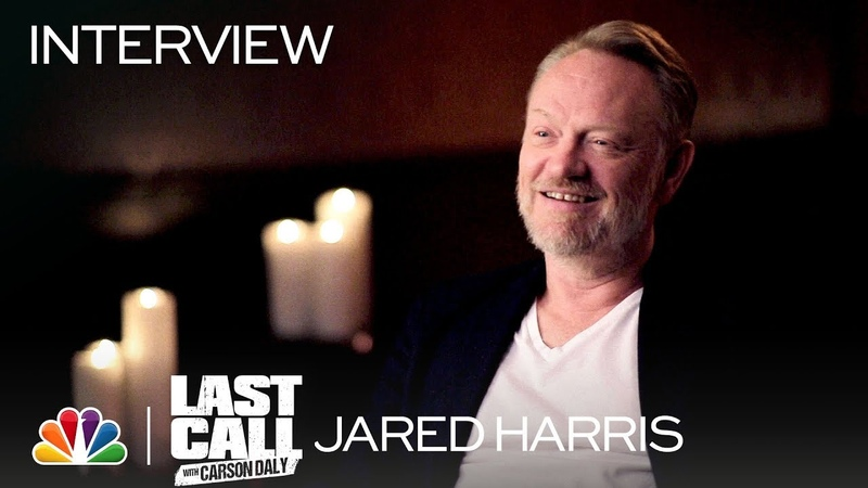 Jared Harris Spotlight - Last Call with Carson Daly (Interview)