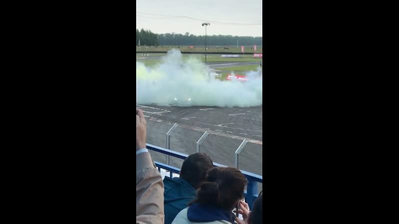 Дым на rds автоспортивная трасса атрон