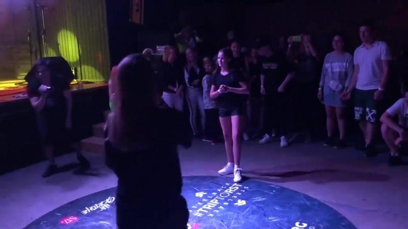 Russian Shuffle On Tour/Vol.2 | 1/8 FINAL | Milka vs Bolly