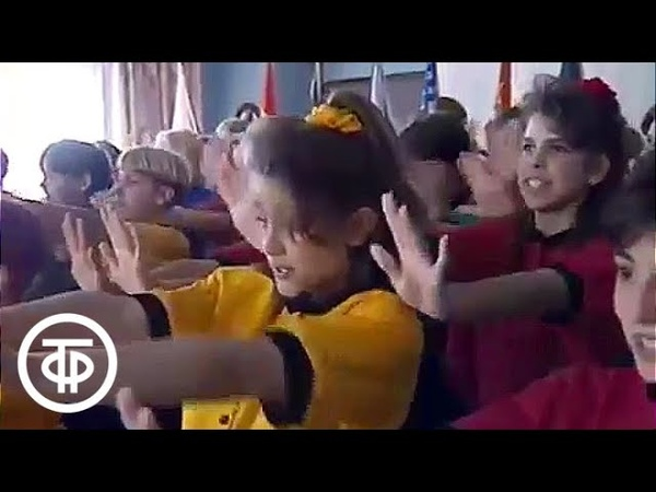... До 16 и старше. Юрий Волкогон, Филипп Рукавишников, Люба Николаева и группа Шанель №5 (1991)