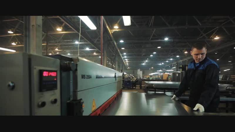 Видео производства с завода Аргус в Йошкар Оле