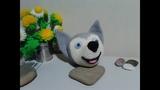 Лайка, ч.1. Husky, р.1. Amigurumi. Crochet. Вязаные игрушки. Амигуруми..