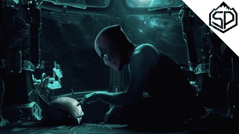 Дэдпул в трейлере «Мстители 4: Финал»