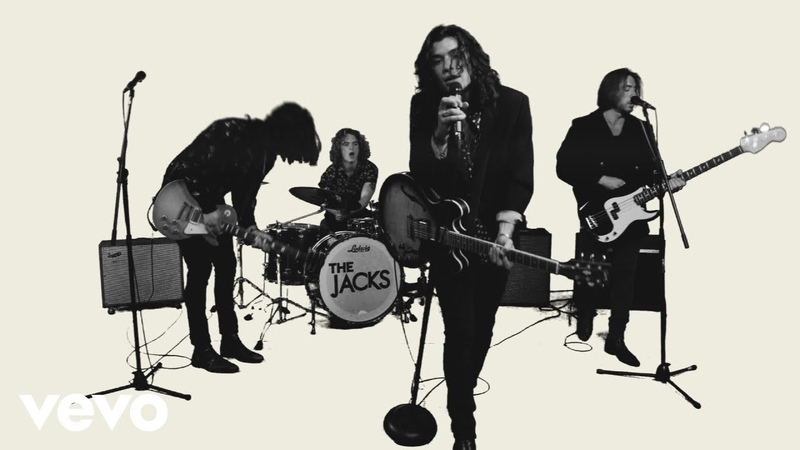 The Jacks - Walk Away