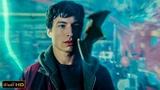 Бэтмен вербует Флэша Лига Справедливости