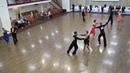 Самба (2) (Взрослые Молодежь D класс) 20.10.2018 Рейтинг-турнир Санкт-Петербурга (6 тур)