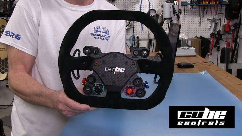 Cube Controls GT Pro Sparco Wheel Review