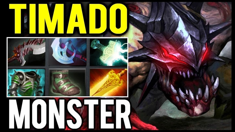 Timado Lifestealer destroyed Enemies with Infest Plays - Monster Unleashed