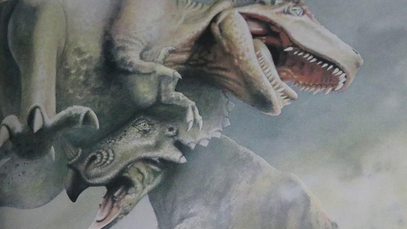 The Allure of Vintage Dinosaur Artwork