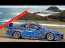 Virgin Australia Supercars Championship WD 40 Phillip Island SuperSprint Гонка 1 13 04 2019 545TV A21 Network