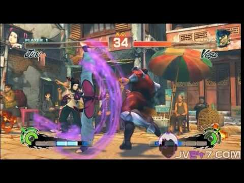 [Super Street Fighter 4] - News characters: Juri, T.Hawk {Pictures}