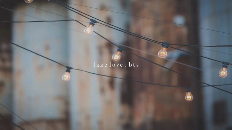 BTS (방탄소년단) FAKE LOVE - Music Box Edition
