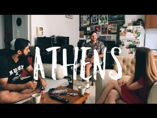 Exploring Greece - ATHENS   Нетипичные АФИНЫ