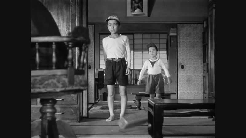 ПОРА СОЗРЕВАНИЯ ПШЕНИЦЫ (1951) - драма. Ясудзиро Одзу 1080p