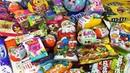 New! Много новогодних конфет,сладостей и Киндер СюрпризыA lot of candy Кукла ЛОЛ Тролластики Стикиз