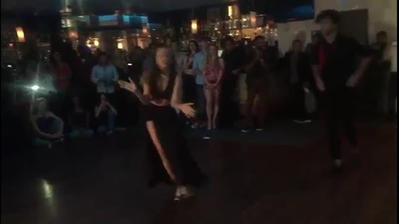Sergey Gazaryan Marta Khanna - Show Abreme (New-York, USA 2016)