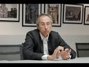 Public talk c Сергеем Чобаном «Пространство для искусства» Модератор Мария Кравцова