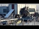 Крушение поезда под Анкарой есть погибшие