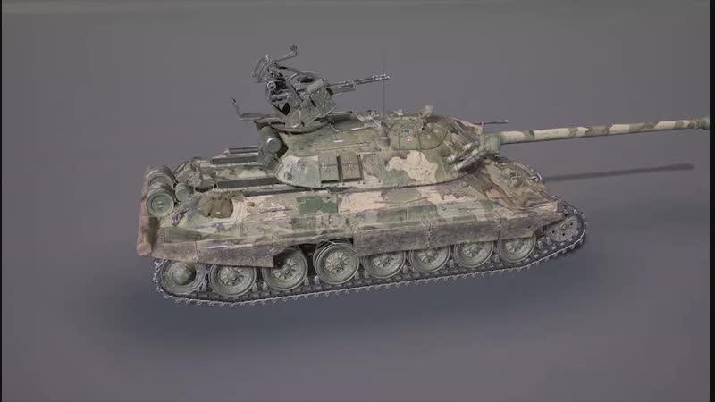3D-стиль ИС-7