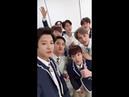 181213 Exo Twitter Update Exo With School Uniform