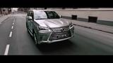 The all new Cadillac Escalade VS LEXUS LX 2018