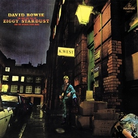 David Bowie альбом The Rise And Fall Of Ziggy Stardust And The Spiders From Mars