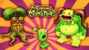 My Singing Monsters ОРКЕСТР из МОНСТРОВ Мультяшная игра про музыкальных монстров