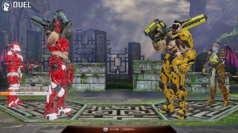 Rapha vs. Psygib (Final, Quake Open League 9 NA) – Quake Champions