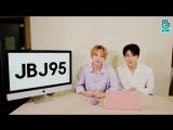 180816 Sanggyun X Kenta Team name announcement - JBJ95