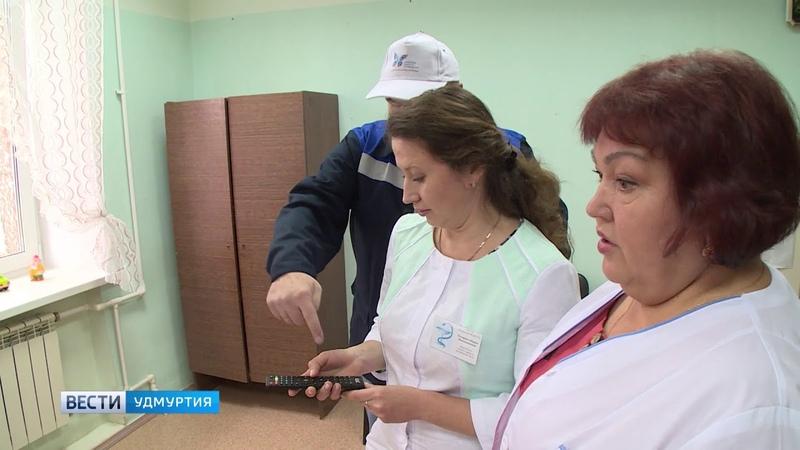 Тестовое вещание второго мультиплекса запустили в северных районах Удмуртии