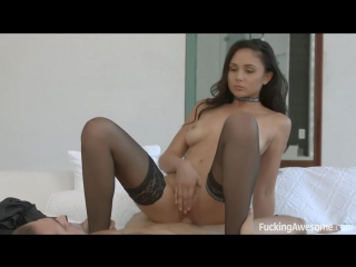 В чулках [Kayla Kayden Секс со зрелой мамкой секс порно эротика sex porno milf mofos  brazzers anal blowjob milf 👉