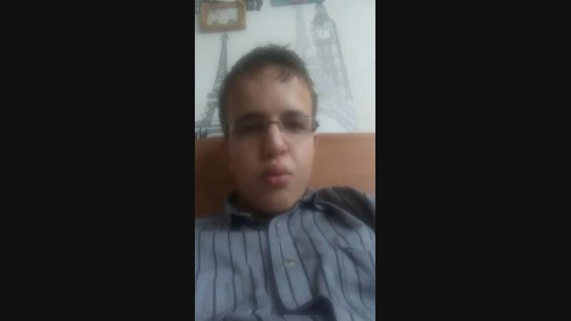 Даниил Мазуров - Live
