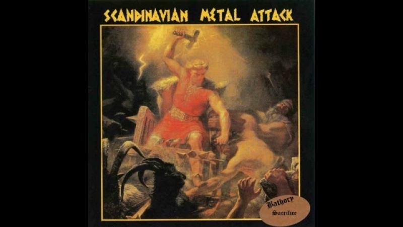 Bathory - Scandinavian Metal Attack