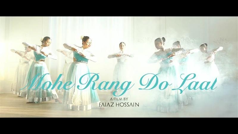 Mohe Rang Do Laal | Dance Video | Bajirao Mastani | Infuzion Artistry Feat. Akshina