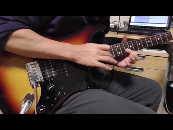 Casiopea Asayake (Guitar Cover)