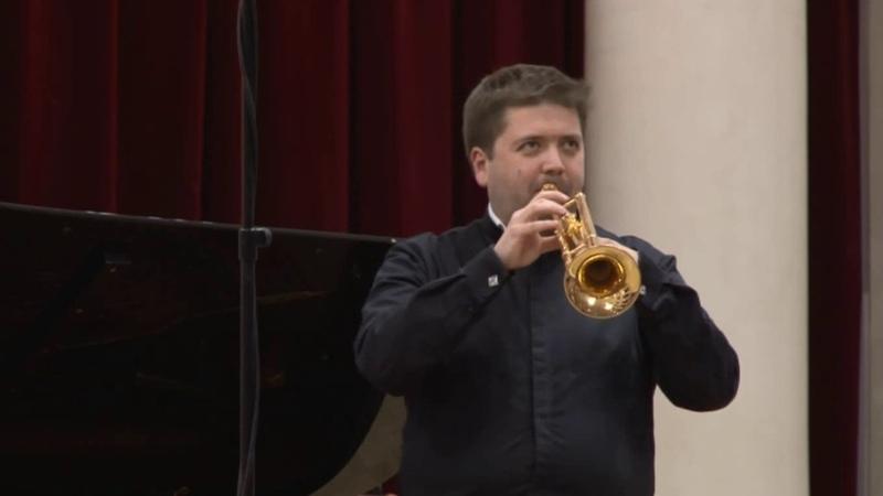 R. Shchedrin. A la Albeniz (Timur Martynov)