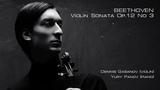 Beethoven - Violin Sonata Op.12 No 3 (Dennis Gasanov &amp Yury Panov)