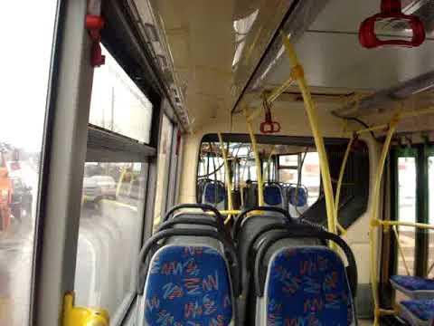Компенсационный автобус Ботанический сад - Владыкино