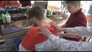 ASMR Turkish Barber Face Head and Body Massage 246
