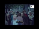 Oxford Circus, Commuters, London, 1971 from 35mm