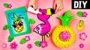 Decore sua Festa Gastando Pouco 🌺🌿 Ideias com Flamingo e Abacaxi com Estilo Tropical