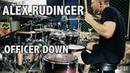 Alex Rudinger - Bad Wolves - Officer Down