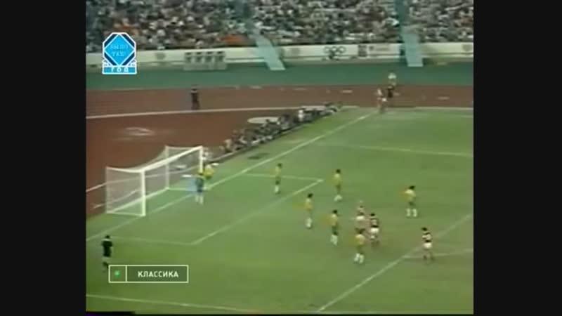 ОИ в Сеуле 1988 года. Футбол. Финал! СССР -- Бразилия 21