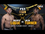 UFC 229 Vicente Luque vs Jalin Turner